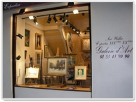 {Paris Expert d'art}  Tableaux contemporains / Galerie Art Conseil