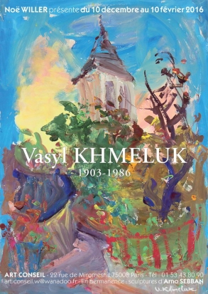 {Paris Expert d'art} Noe WILLER présente: Vasily Khmeluk